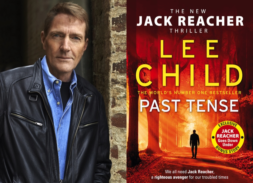 An Evening with Lee Child - Word Christchurch